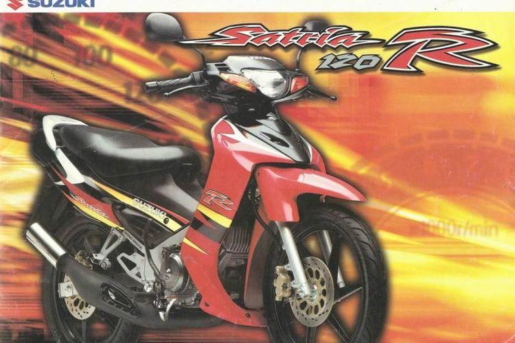 Suzuki Satria, Dari Dulu Memang Rajanya Bebek Sport